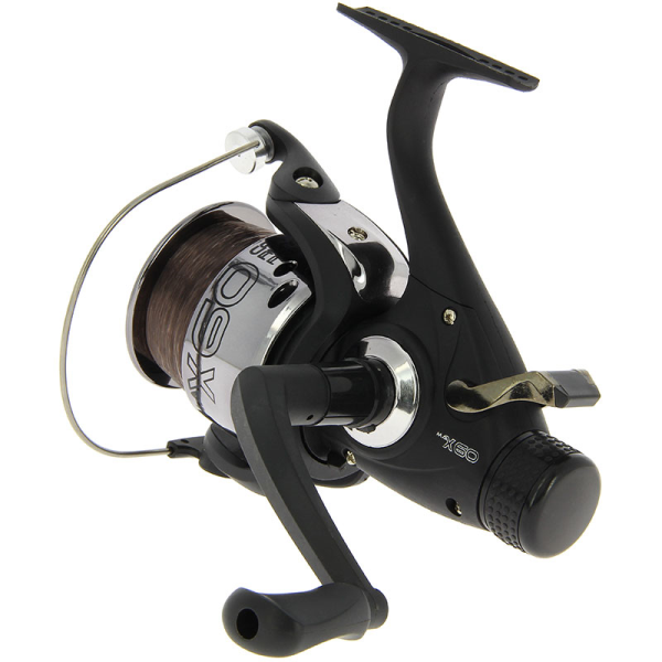 NGT Max 'Carp Runner', spooled with 8lb line