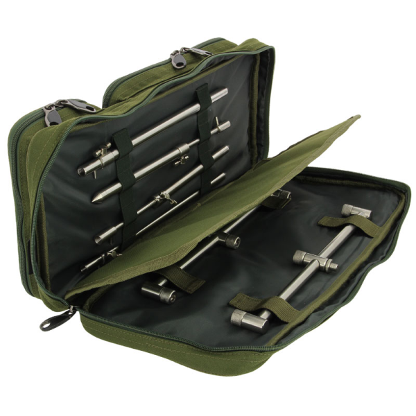 NGT Deluxe Buzz Bar Bag - The deal does not include the buzz bars and banksticks seen in the pictures!
