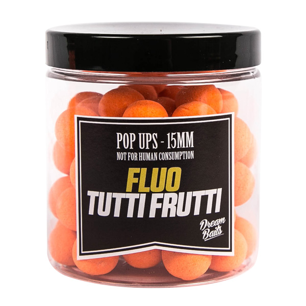 Dreambaits Fluo Pop Ups (10 options) - FluoTutti Frutti