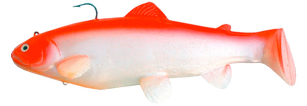 Castaic Swimbait Trout - Red Shad