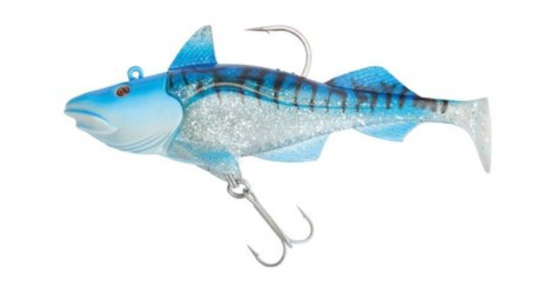 Quantum Skrey Shad (10 options) - Mackerel:
