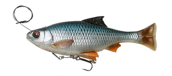 Savage Gear 4D Line Thru Pulse Roach 18 cm Swimbait