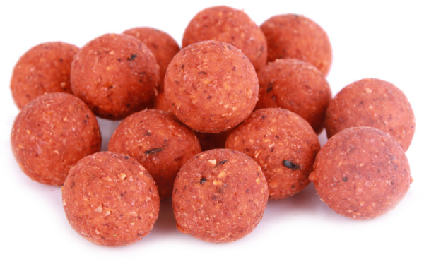 5 kg Ready-Made Q-Boilies in 15 or 20 mm - Exotic Fruits