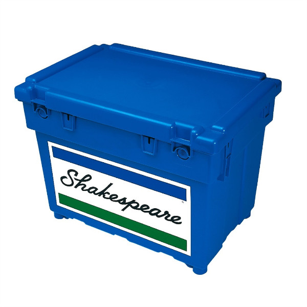 Shakespeare Seatbox, accessories are also available! - Seatbox Blue