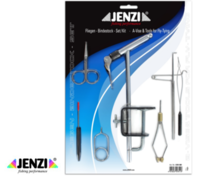 Image of Jenzi Fly Tying Set