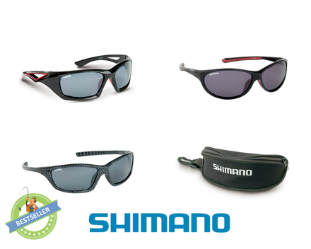 fd586222313f Shimano polarised sunglasses including case (3 options)