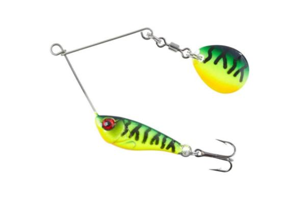 Balzer Colonel Micro Spinner Bait (4 options) - Balzer Micro Spinner Bait (5 g / 5 cm) - Fireshark: