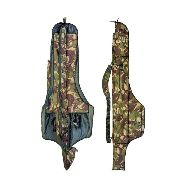 Saber DPM Camo 12 ft Rod Sleeve (holds 3 rods)