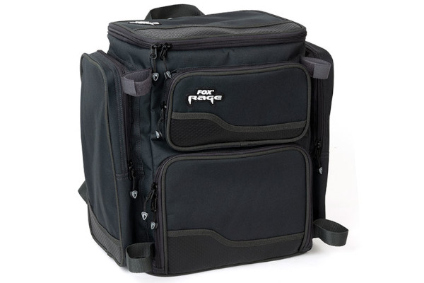 Fox Rage Rucksack (including tackle boxes)
