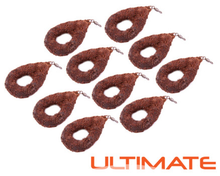 Image of 10 x Ultimate Camo Gripper Lead (3 options)