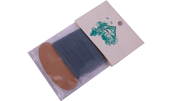 Fly Tying Poly Yarn - Grey