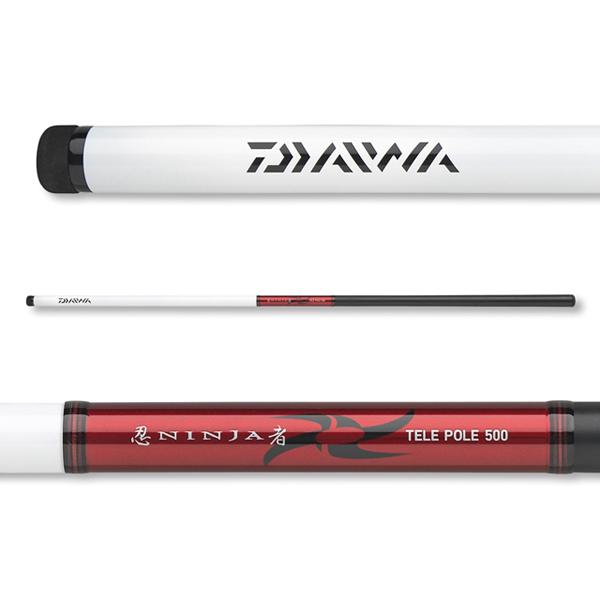 Daiwa Ninja Tele-Pole 5.00m