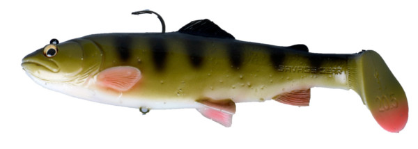 Savage Gear 3D Trout Rattle Shad 27.5cm - Perch