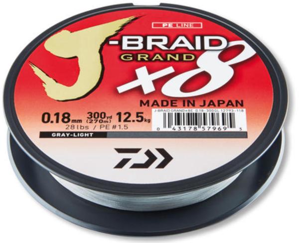 NEW DAIWA J BRAID X8 SEA//GAME//COARSE FISHING LINE FREE POST UK