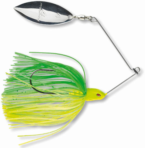Daiwa Prorex Willow Spinnerbait - Green Chartreuse