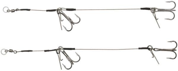 Headbanger Double Stinger with Spikes, 2 pcs (3 options)