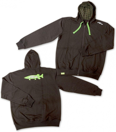 Quantum Mr. Pike Hoody Black (multiple sizes)
