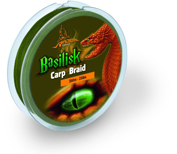 Radical Basilisk Carp Braid (6 options)