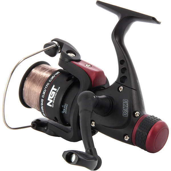 NGT CKR Spinning Reel including Nylon