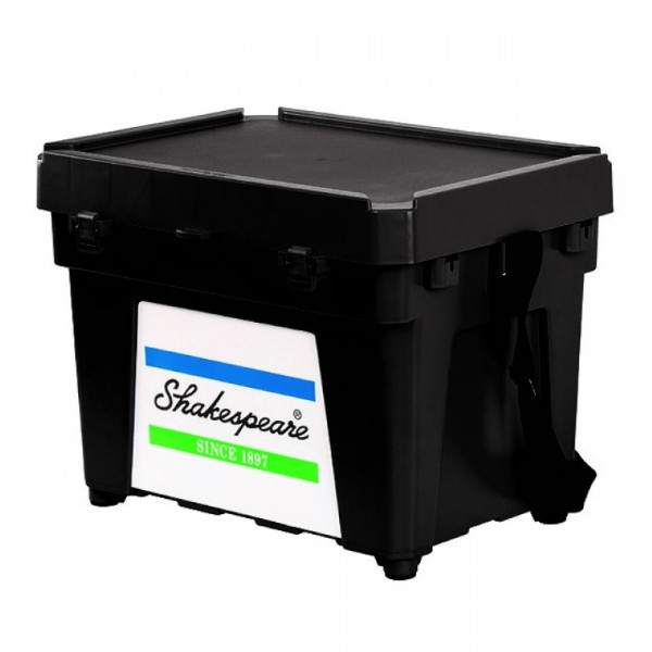 Shakespeare Seatbox, accessories are also available! - Seatbox Black