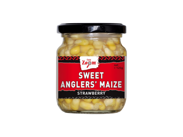 Carp Zoom Sweet Angler's Maize (7 options) - Strawberry