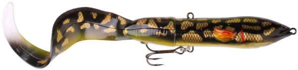 Savage Gear 3D Hard Eel 25 cm - Burbout