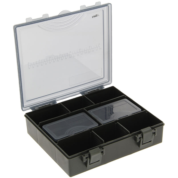 NGT Tackle Box System including Bit Boxes