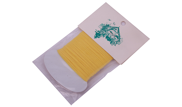 Fly Tying Poly Yarn - Yellow