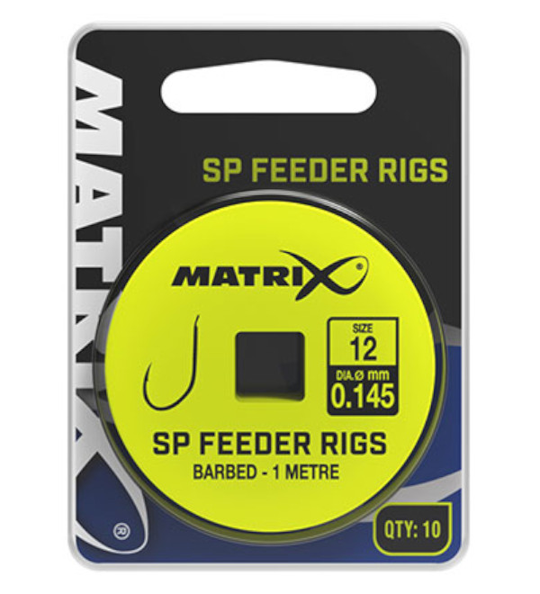Matrix 1m SP Feeder Rigs 10 pcs
