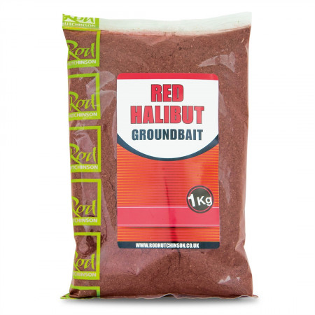 Rod Hutchinson Carp Groundbait (multiple options) - Red Halibut