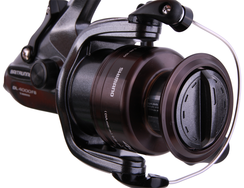 Shimano Baitrunner DL FB Reel + Deluxe Reel Case (2 options)