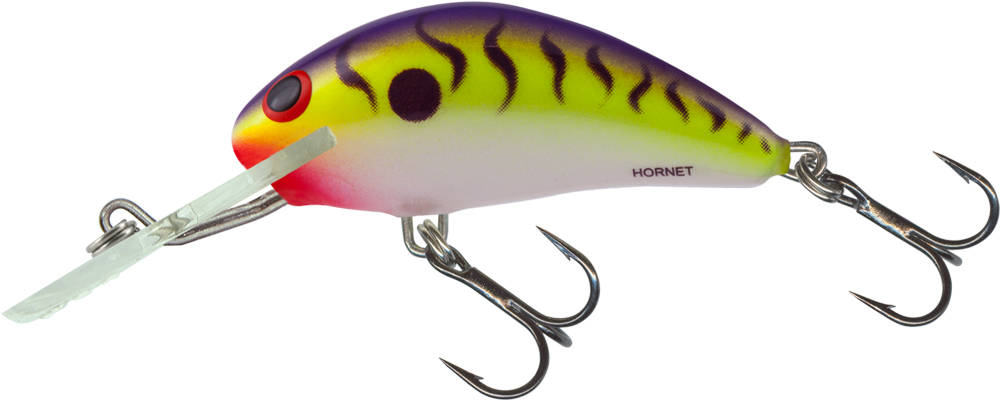 Salmo Hornet Floating 4cm - Smoothy