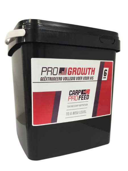 Carp Pro Feed Pellets 6 mm - Growth