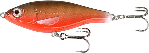 Savage Gear 3D Roach Jerkster 63 (choose from 5 options) - Black and Red