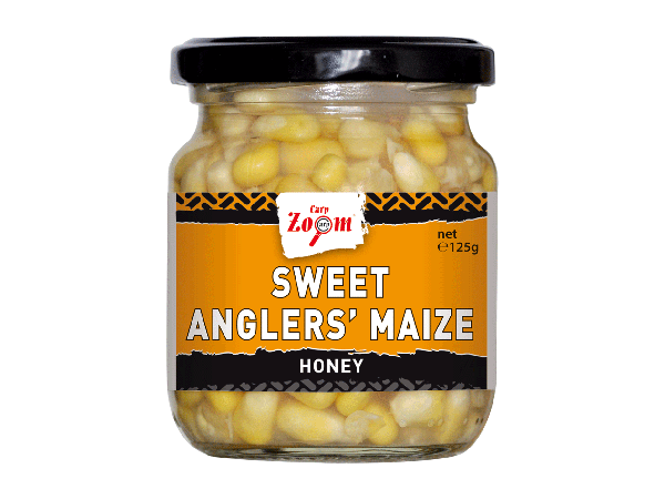 Carp Zoom Sweet Angler's Maize (7 options) - Honey