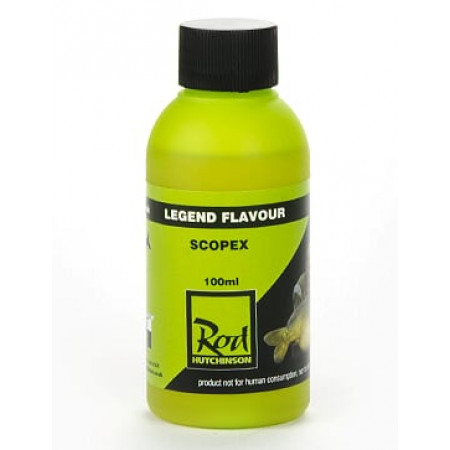 Rod Hutchinson Legend Liquid Flavour 50 ml (multiple options) - Scopex