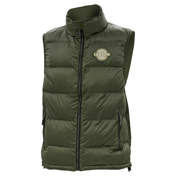 MAD Bivvy Zone Thermo Lite Vest Green (Available in size M - XXXL)