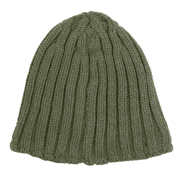 Beanie Heavy Knit (multiple options) - Green