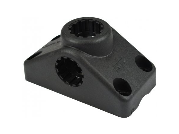 Scotty Combination Side/Deck Mount, with or without Lock - Normaal