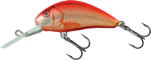Salmo Rattlin Hornet 6.5 cm (3 options) - UV Orange Crush (UVC)