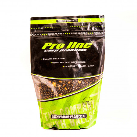 Pro line Hemp & Crushed Tigernuts (1.5 L) - Proline Hemp & Crushed Tigernuts (1.5 L)