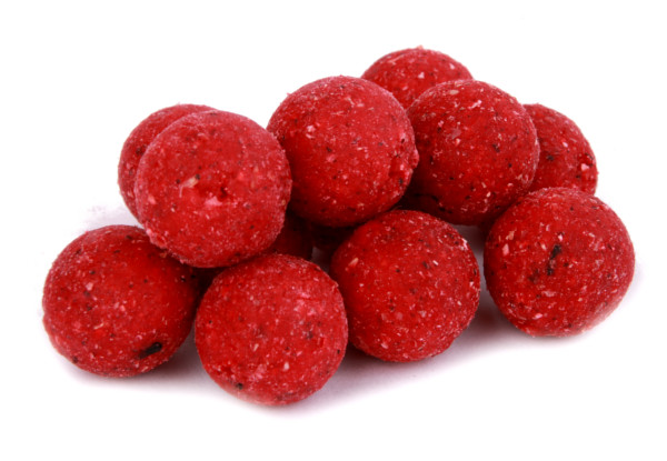 10 kg Ready Made Boilies in 8 flavours - Strawberry