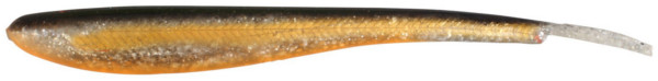 Savage Gear Monster Slug, 3 pcs - Black and Gold Fire Belly