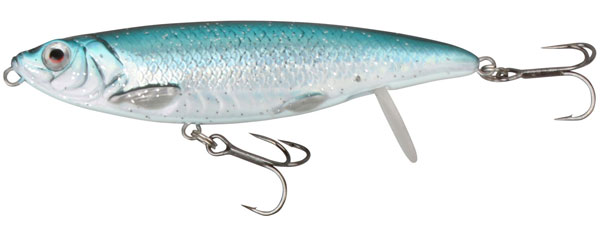Savage Gear 3D Backlip Herring 10 cm (6 options) - Blue Silver