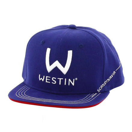 Westin W Viking Helmet One Size Snorkel Blue/Poppy Red