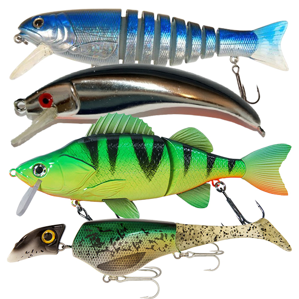 Big Pike Lure Pack