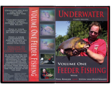 Image of DVD Underwater Coarse Angling Volume One: Feeder fishing
