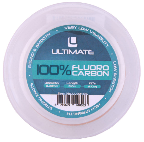 Ultimate 100% Fluoro Carbon, 150 m (7 options)