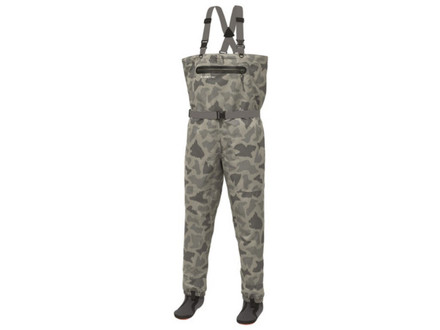 Kinetic DryGaiter Breathable Wader Stocking Foot Camo (5 options)