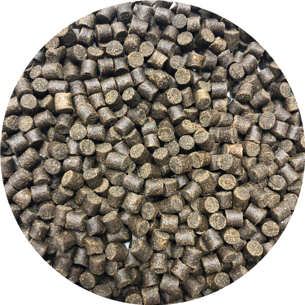 Carp Pro Feed Pellets 6 mm - Green